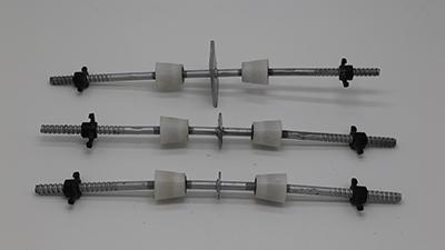 止水螺杆和对拉螺杆有什么区别?