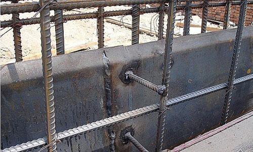 止水钢板施工图